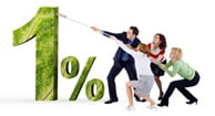 Low credit interest rate