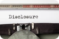 disclosure-of-mortgages