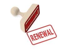 Renewal-mortgage