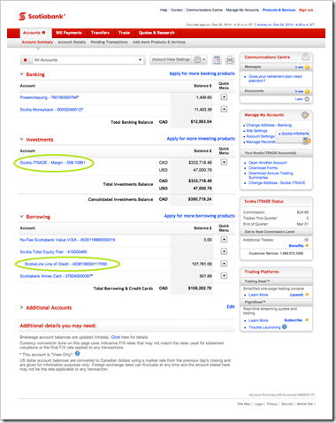 Cancel email to scotiabank how money transfer