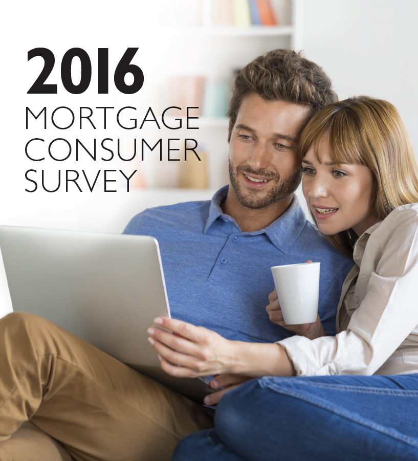 2016 CMHC Mortgage Consumer Survey